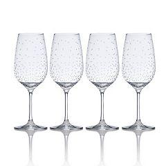 Mikasa Celebrations 4 pc Wine Goblet Set