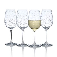 Mikasa Celebrations 4-pc. Wine Glass Set