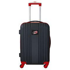 Carolina Hurricanes 21-Inch Wheeled Carry-On Luggage