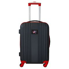 Columbus Blue Jackets 21-Inch Wheeled Carry-On Luggage