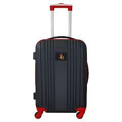Ottawa Senators 21-Inch Wheeled Carry-On Luggage