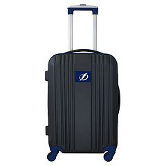Tampa Bay Lightning 21-Inch Wheeled Carry-On Luggage