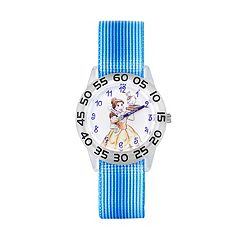 Disney's Beauty and the Beast Belle & Mrs. Potts Kids' Time Teacher Watch