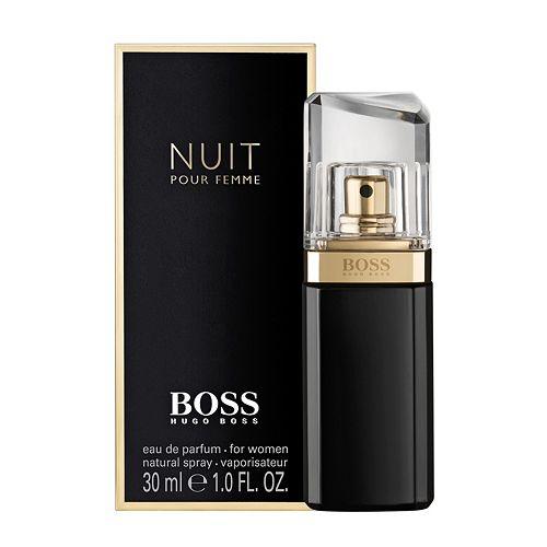 hugo boss nuit pour femme women 39 s perfume eau de parfum. Black Bedroom Furniture Sets. Home Design Ideas
