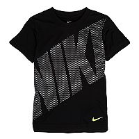 Boys 4-7 Nike Dri-FIT Metallic Mesh Tee