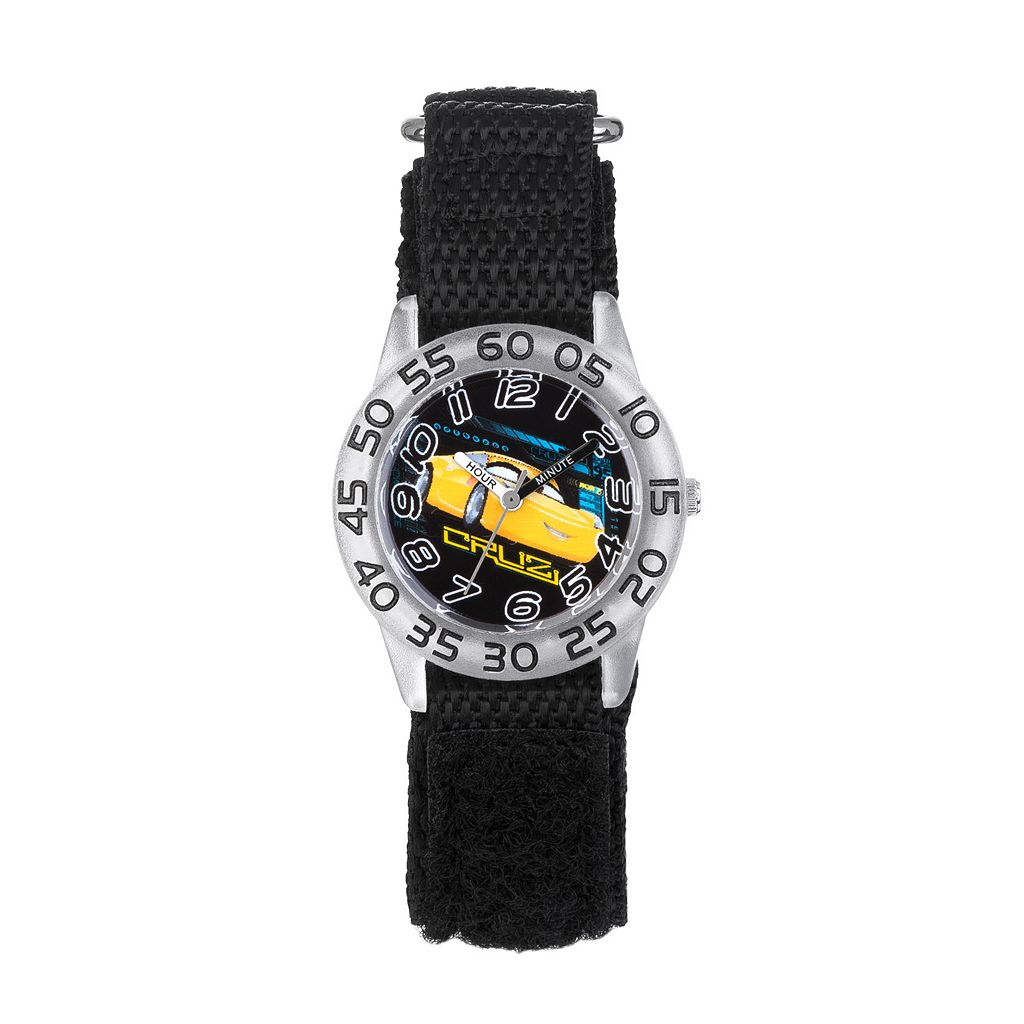Disney / Pixar Cars 3 Cruz Ramirez Kids' Time Teacher Watch