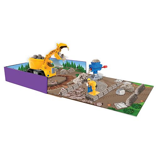 Kinetic Rock Crusher Set