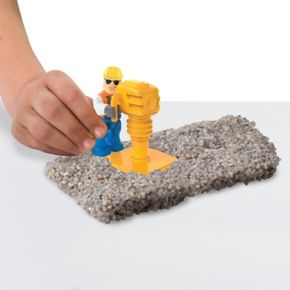 Kinetic Rock Crusher Set