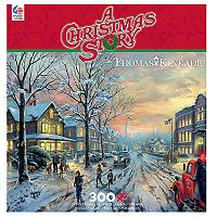 Ceaco A Christmas Story Thomas Kinkade 300-piece Puzzle