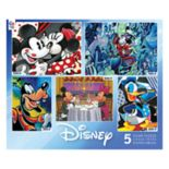Disney's Mickey Mouse & Friends Puzzle 5-piece Set by Ceaco
