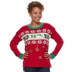 Women's Light Up Christmas Sweater