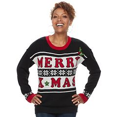 Women's Light Up Christmas Sweater