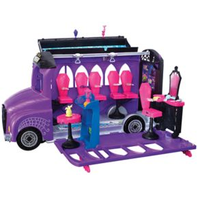 Monster High Deluxe Bus