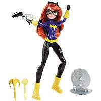 DC Comics Super Hero Girls Blaster Action Batgirl Doll