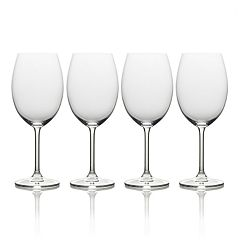 Mikasa Julie 4-pc. Red Wine Glass Set