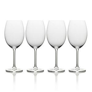 Mikasa Julie 4-pc. Red Wine Glass Set