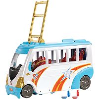 DC Super Hero Girls School Bus Vehicle