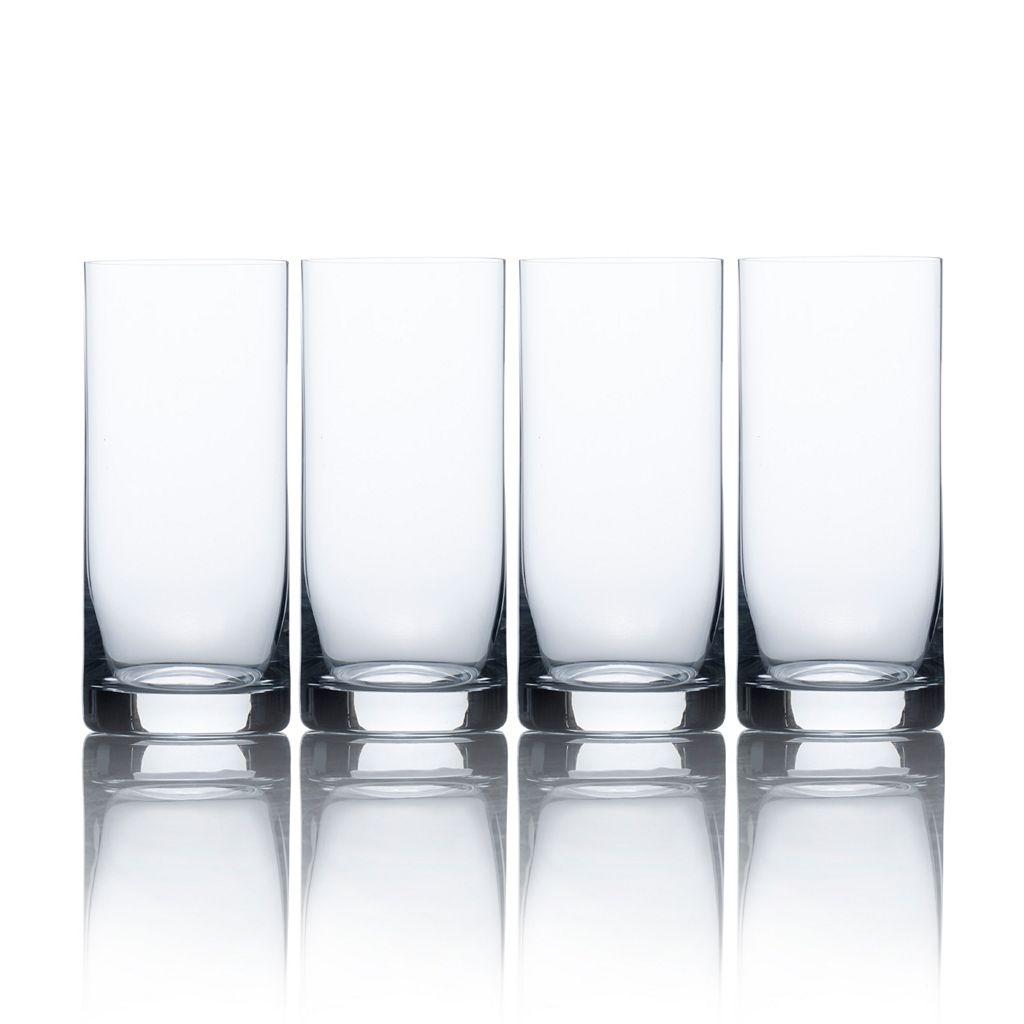Mikasa Julie 4-pc. Highball Glass Set