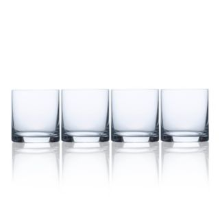 Mikasa Julie 4-pc. Double Old-Fashioned Glass Set