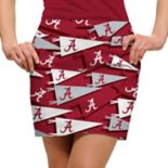 Women's Loudmouth Alabama Crimson Tide Golf Skort