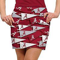Women's Loudmouth Alabama Crimson Tide Golf Skort