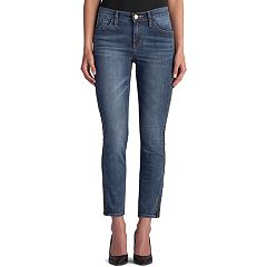 Women's Rock & Republic® Berlin Side-Zip Skinny Ankle Jeans
