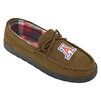 Men's Arizona Wildcats Microsuede Moccasins
