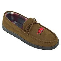 Men's Arkansas Razorbacks Microsuede Moccasins
