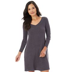 Women's Apt. 9® Lace Up Swing Dress