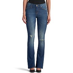 Women's Rock & Republic® Kasandra Ripped Slim Bootcut Jeans