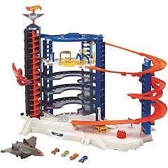 Hot Wheels Super Ultimate Garage Play Set