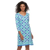 Women's Caribbean Joe Polynesian Dress