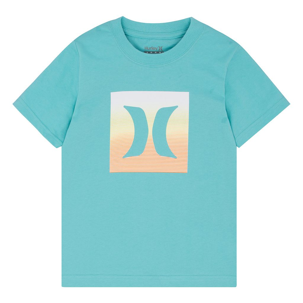 Boys 4-7 Hurley Logo Tee
