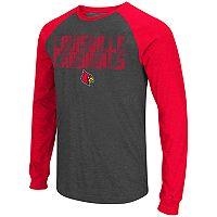 Men's Campus Heritage Louisville Cardinals Olympus Tee