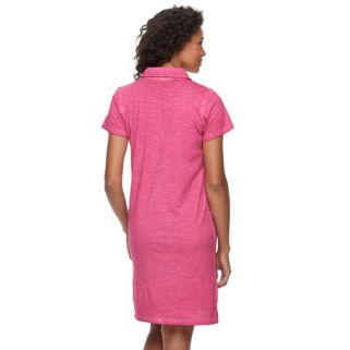 Women's Caribbean Joe Polo Dress