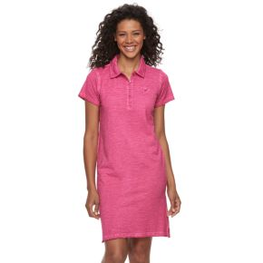 Women's Caribbean Joe Polo Dress