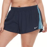 Plus Size Nike Running Shorts
