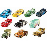 Disney / Pixar Cars 3 Die-Cast 10-Pack