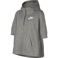 Girls 7-16 Nike Hooded Poncho