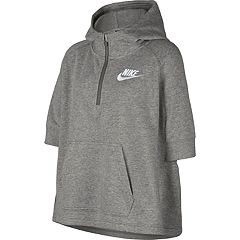 Girls 7-16 Nike Hooded Poncho