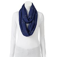 Apt. 9® Sequin Striped Infinity Scarf