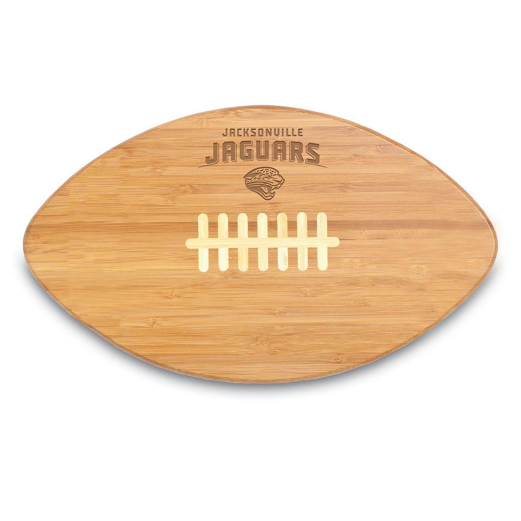 Picnic Time Jacksonville Jaguars Touchdown Pro! Cutting Board