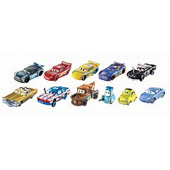 Disney / Pixar Cars 3 Die-Cast Vehicle 10-Pack