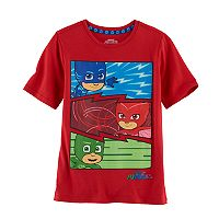 Boys 4-7 PJ Masks Catboy, Owlette & Gekko Graphic Tee