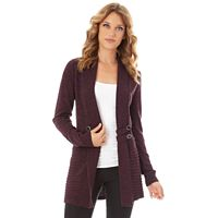 Women's Apt. 9® Tab Front Cardigan