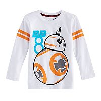 Toddler Boy Star Wars a Collection for Kohl's BB-8 Graphic Tee by Jumping Beans®