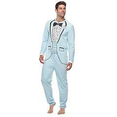 Men's Tuxedo Union Suit