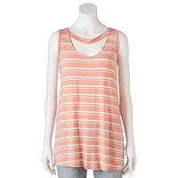 Women's French Laundry Cutout Tank
