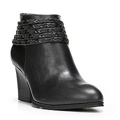 LifeStride Western Women's Ankle Boots