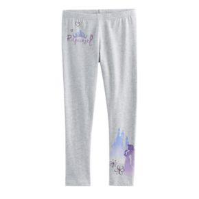 Disney's Rapunzel Girls 4-10 Castle Leggings by Jumping Beans®